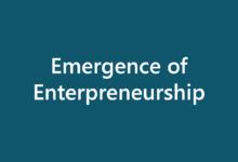 Survey on Emergence and Evolution of  Entrepreneurship in Yerevan and Lori