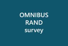 2017 OMNIBUS RAND SURVEY